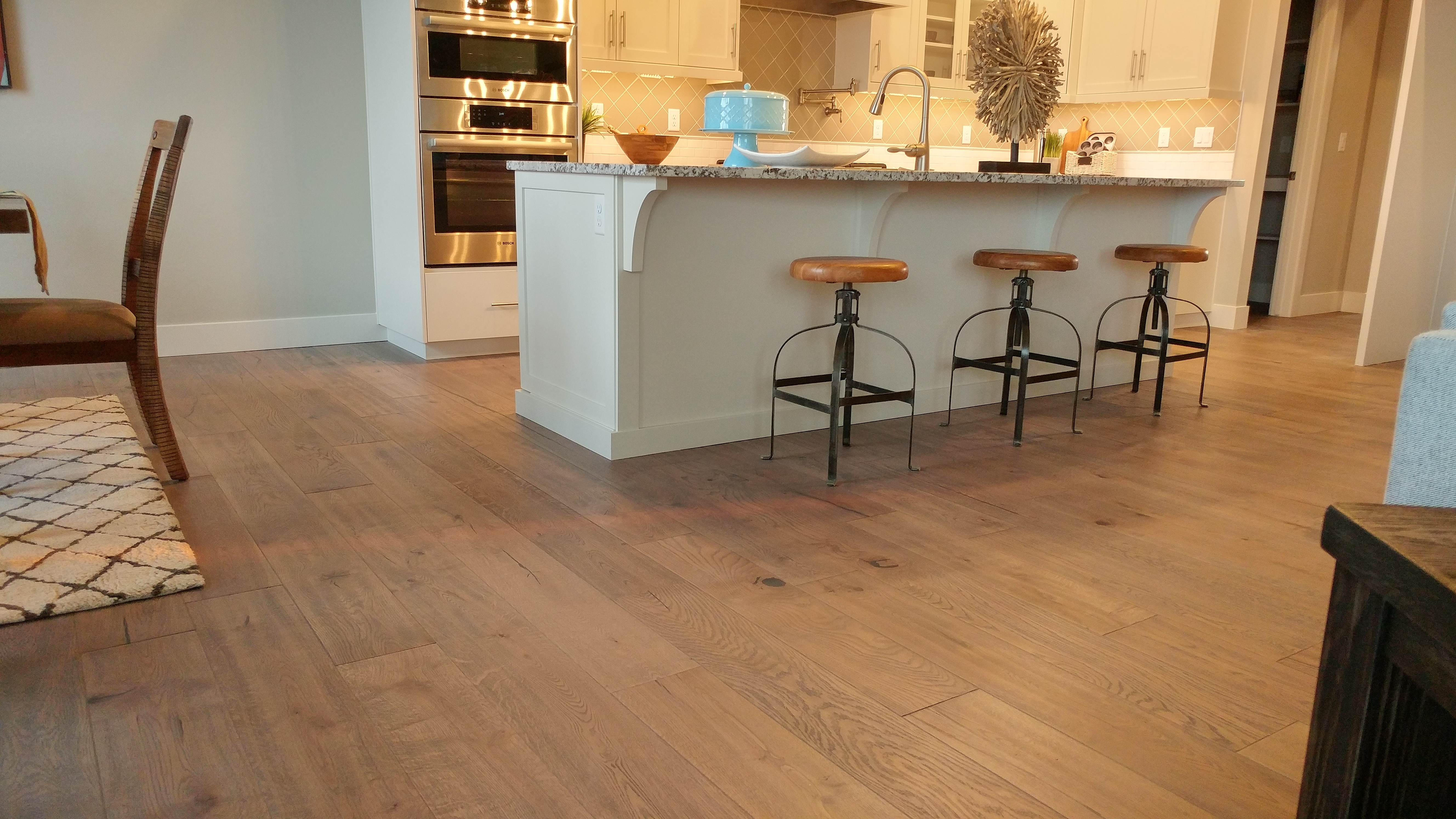 Capell Flooring and Interiors | Hardwood Gallery | Boise Hardwood ...